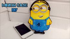 In this video you can learn how to make a funny Minion case with eva or foam, its a very easy craft that you can sell or gift. I hope you enjoy the video and...