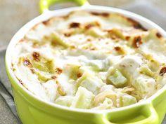 La recette du meilleur gratin de courgettes et de ravioles au Thermomix ! Un petit plat du soir dont tout le monde va raffoler !