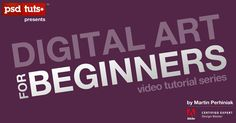 Succeed at Creating Digital Art Masterpieces. Learn more about Digital Art for Beginners Video Tutorial Series at Smartpress.com.