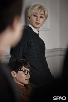 #Leeteuk and #Eunhyuk  Reminds me of harry potter for some reason. Love it!