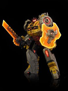 Fall of Cybertron : Grimlock (1) | Flickr - Photo Sharing!
