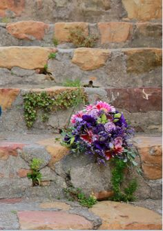 Bright and beautiful - Bridal Bouquet - Cape Town - The Flower Place