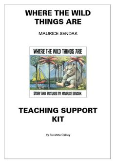 where the wild things are teaching support kit.JPG