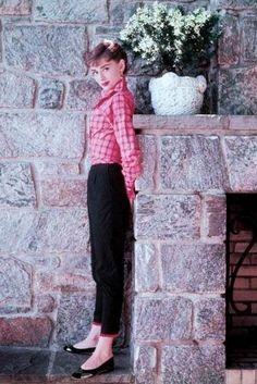 — Audrey Hepburn, 1954