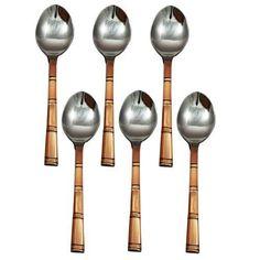 Tableware-Serveware-Dessert-Copper-Spoon-Cutlery-Set-for-Indian-Food-Set-of-6