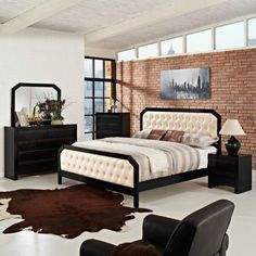 Tommy 5 Piece Platform Bed Collection - $1659.99