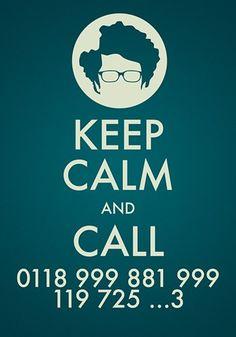 Call 0118 999 881 999 119 725 ...3
