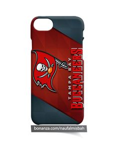 Tampa Bay Buccaneers Design #1 iPhone 5 5s 5c 6 6s 7 8 + Plus X Case Cover