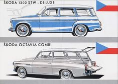 Nabídka západních aut v ČSSR před rokem K mání bylo vše, ale jen na oko Retro Cars, Vintage Cars, Bus Engine, Old Cars, Cars And Motorcycles, Motorbikes, Vintage Posters, Classic Cars, Techno