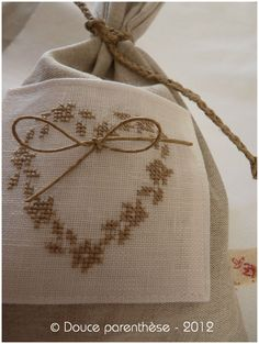 Embroidery Hearts, Blackwork Embroidery, Embroidery Monogram, Embroidery Applique, Cross Stitch Embroidery, Cross Stitch Designs, Cross Stitch Patterns, Pinterest Cross Stitch, Lavender Bags
