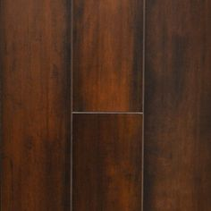 allen + roth Allen + Roth Smooth Maple Wood Planks Sample (Cafe ...