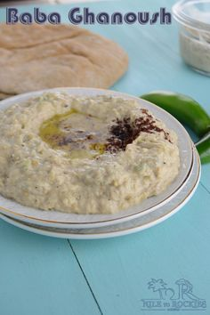 Baba Ghanoush is a r