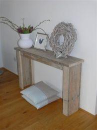 Steiger Houten Side Table.Steigerhouten Sidetable Voor Binnen Decoratie Meubels