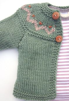 Cute baby cardigan baby cardigan with yoke etsy shop., I wish to have this cCute baby cardigan, Modry pre chlapca by bol zlatý, Cute baby cimage of hand knitted unisex baby cardigan wool amp silk orange - PIPicStatsRound yoke in garter with braided Baby Knitting Patterns, Knitting For Kids, Baby Patterns, Free Knitting, Knitting Needles, Baby Cardigan, Cardigan Pattern, Knit Baby Sweaters, Knitted Baby Clothes