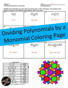 Combine Multiple Excel Worksheets Into One Polynomials Factor And Solve Using Gcf And Grouping With  Terms  Coordinates Worksheets Ks3 Word with Handwriting Worksheets Free Download Excel Dividing Polynomials By A Monomial Coloring Activity Ac Kids Alphabet Worksheets