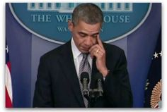 Tears while speaking: Lessons from Obama | Articles | Main