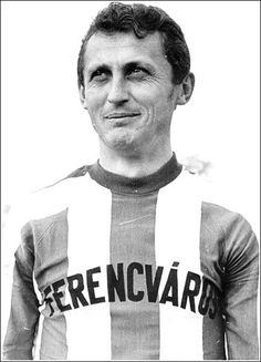 Florian Albert - one of the greatest football players in the country