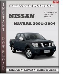 nissan navara 2001 2002 2003 2004