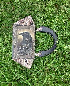 Ready to ship  BOOK PURSE  Edgar Allan Poe Complete by BookPurses