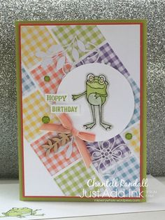 Just Add Ink Challenge # 440 Just Add Something New! – Ink Everywhere Kids Cards, Baby Cards, Mini Albums, Birthday Cards For Women, Animal Cards, Cards For Friends, Paper Cards, Stamping Up, Homemade Cards