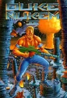 Duke Nukem II the ultimate bad ass