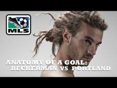 Kyle Beckerman's Goal vs Portland - Anatomy of a Goal