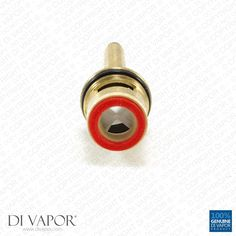 On / Off Flow Ceramic Disc Cartridge for Steam Showers and Shower Valves (29mm Diameter Body x 100mm Total Length)