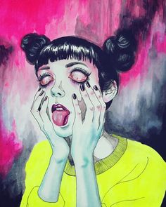 Fashion illustration - love this style for illustrating fashion | Harumi Hironaka