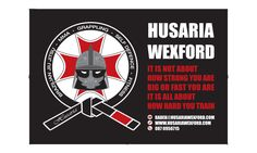 Husaria Wexford - Building Banner