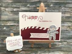Happy Frechdachs  Ich weiß Geburtstagskarten sollten lieb sein und aufmerksam und freundlich und liebevoll. Ich finde dass das viel besser durch das passende Geschenk ausgedrückt wird die Karte selbst darf gerne mal etwas frecher und provokativer sein! Kann aber natürlich auch daran liegen dass ich selbst gerne mal etwas frecher und provokanter bin ;-)  Aber immerhin gibt es auch noch die liebe Materialliste:  Geburtstag Geburtstagskarte