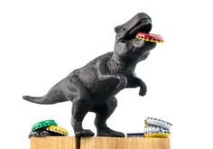 T-Rex Dinosaur Bottle Opener. Unusual gifts for men. Cool gifts for guys. Unusual Gifts For Men, Whatever Forever, Quirky Decor, Bottle Top, Beer Gifts, Tyrannosaurus Rex, Red Candy, T Rex, Creative Gifts