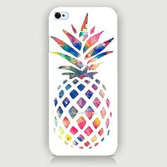 Pineapple+Pattern+Phone+Back+Case+Cover+for+iPhone5C+–+USD+$+1.99