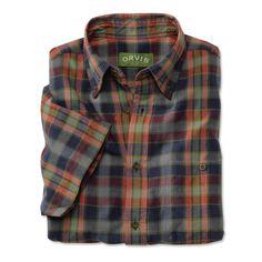 Just found this Short-Sleeve Plaid Shirt - Manchester Plaid Short-Sleeved Shirt -- Orvis on Orvis.com!