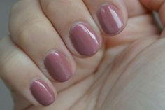 Pink Gellac - heavenly mauve