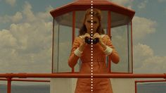 Pin for Later: A Halloween Costume Guide For Wes Anderson Fans Suzy From Moonrise Kingdom Red Head Halloween Costumes, Pop Culture Halloween Costume, Last Minute Halloween Costumes, Movie Costumes, Easter In London, Wes Anderson Color Palette, Gran Hotel Budapest, Wes Anderson Style, Moonrise Kingdom