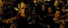 Batman v Superman: Dawn of Justice Superman, Batman, Dawn Of Justice, Film Grab, Liquor Store, Man Of Steel, Live Action, Cinematography, Viral Videos
