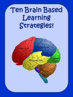 10 Brain-based learning strategies