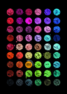 Makeup Color theory- this pin includes a lot of information for makeup artist