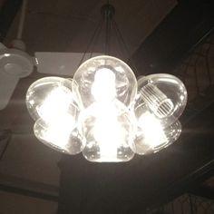 Super sweet light fixture!