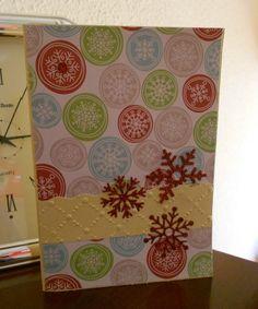 Holiday Card. Christmas card.