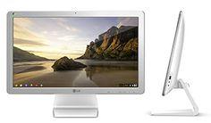 El primer ChromeBase de la historia llegará durante el CES2014 de la mano de LG.