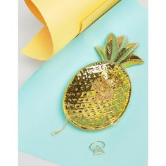 sunnylife pineapple light ($24) ❤ liked on polyvore featuring