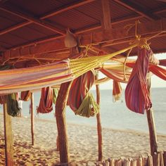La Guajira, Colombia. This has to be th ebest accomodation ever! beautiful country.