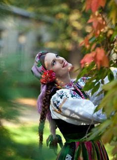 We Are The World, People Of The World, Folk Costume, Costumes, Polish Clothing, Polish People, Vancouver, Russian Beauty, Folk Embroidery