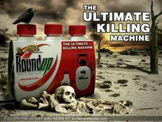 モンサント製除草剤「ラウンドアップ」はあなたを殺す