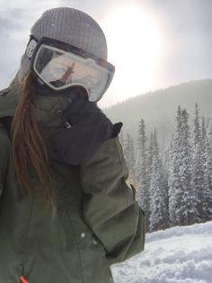 flow-state: Fresh snow ❅