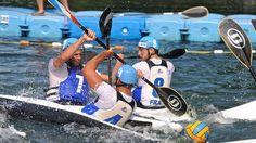 © Comité d'organisation des Championnats du monde de kayak polo 2014
