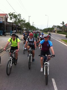 Vietnam Biking / Biking from Hanoi / NORTH EAST VIETNAM TOUR ON BIKE  http://indochinacyclingtour.com/site/tour/view/10/138/north-east-vietnam-tour-on-bike-.html