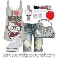 Hello Kitty outfits