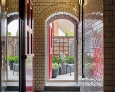 London architects Tate Harmer carefully upgraded the Grade II*-listed building to improve its thermal performance and turned it into 20 homes.